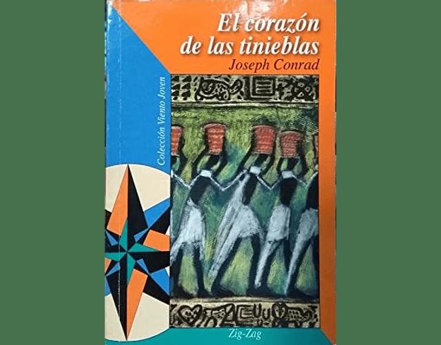 LIBRO 'EL CORAZÓN DE LAS TINIEBLAS'