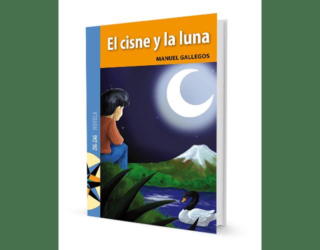 LIBRO 'EL CISNE Y LA LUNA'