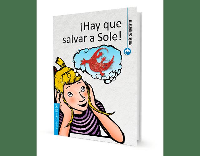 LIBRO 'HAY QUE SALVAR A SOLE'