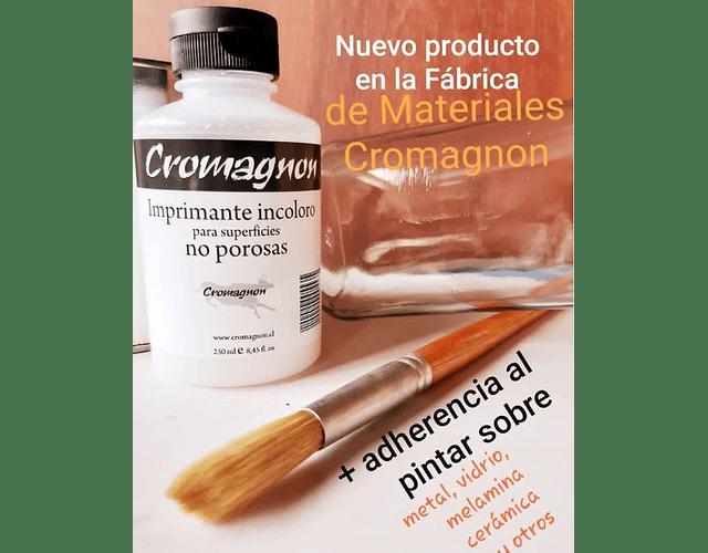 IMPRIMANTE CROMAGNON NO POROSAS 250ML.