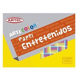 ESTUCHE PAPELES ENTRETENIDOS