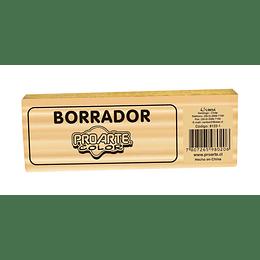 BORRADOR PIZARRA MADERA