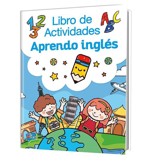 LIBRO APRENDO INGLÉS 16 PÁGINAS