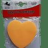 Nota Adhesiva Corazón