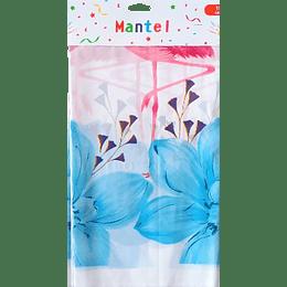 MANTEL FLAMENCO 108*180CM (1 UND)