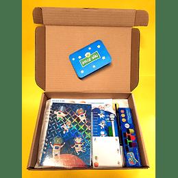 BOX ASTRONAUTAS