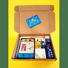 BOX JUEGO CONSOLA