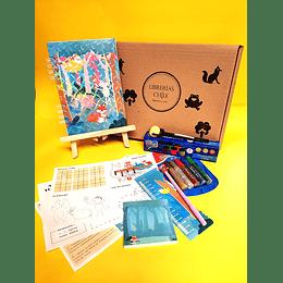 BOX FIESTA EN EL BOSQUE