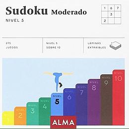 Sudoku Moderado Nivel 5