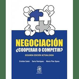 Negociacion Cooperar O Competir?