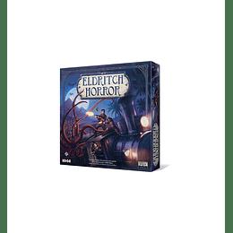 Eldritch Horror - Juego