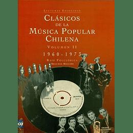 Clasicos De La Musica Popular Chilena Vol. Ii