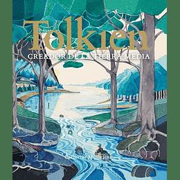 Tolkien Creador De La Tierra Media