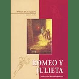 Romeo Y Julieta  ( Trad. Pablo Neruda )