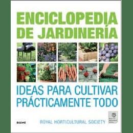 Enciclopedia Para Jardineria