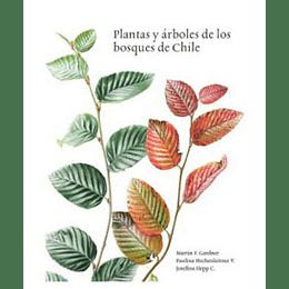 Plantas Y Arboles De Los Bosques De Chile  Tapa Blanda