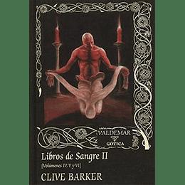 Libros De Sangre Ii