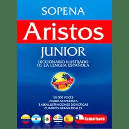 Diccionario Sopena Junior De La Lengua Espa?Ola