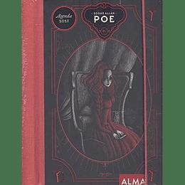 Agenda Edgar Allan Poe 2021