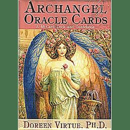 Cartas De Oraculo De Los Arcangeles