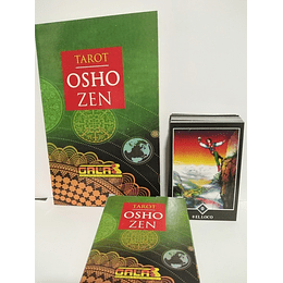 Tarot Osho Zen (Mazo Y Libro)