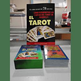 El Tarot De Marsella (Mazo Y Libro)