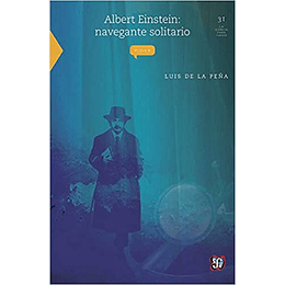 Albert Einstein Navegante Solitario
