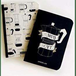 Libreta Mis Notas De Cafe