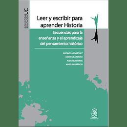 Leer Y Escribir Para Aprender Historia