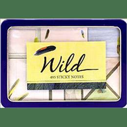Wild 495 Sticky Notes