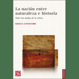 La Nacion Entre Naturaleza E Historia