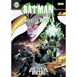 Batman Que Rie: Emerge El Infierno