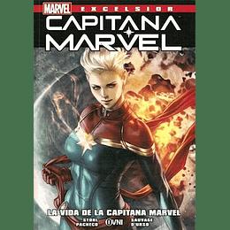 Capitana Marvel - La Vida De La Capitana Marvel