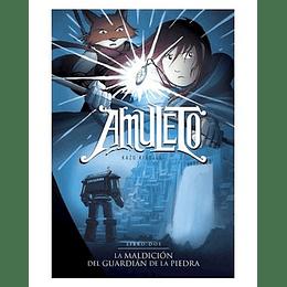 La Maldicion Del Guardian De La Piedra  ( Libro 2 De Amuleto )
