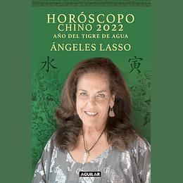 Horoscopo Chino 2022 - Año Del Tigre De Agua