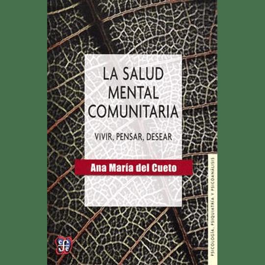 La Salud Mental Comunitaria