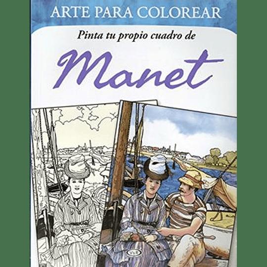 Pinta Tu Propio Cuadro De Manet