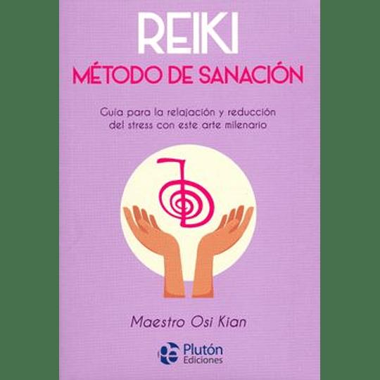 Reiki Metodo De Sanacion