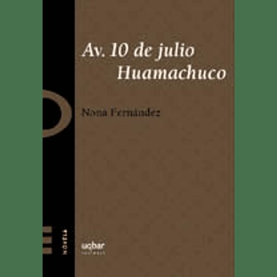 Av 10 De Julio Huamachuco
