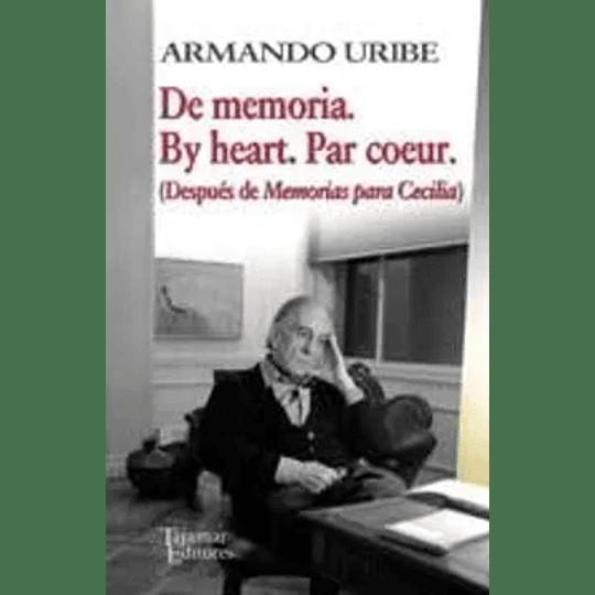 De Memoria By Heart Par Coeur