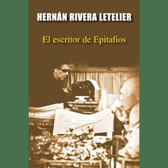 Escritor De Epitafios, El