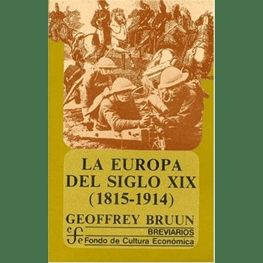 Europa Del Siglo Xix, La