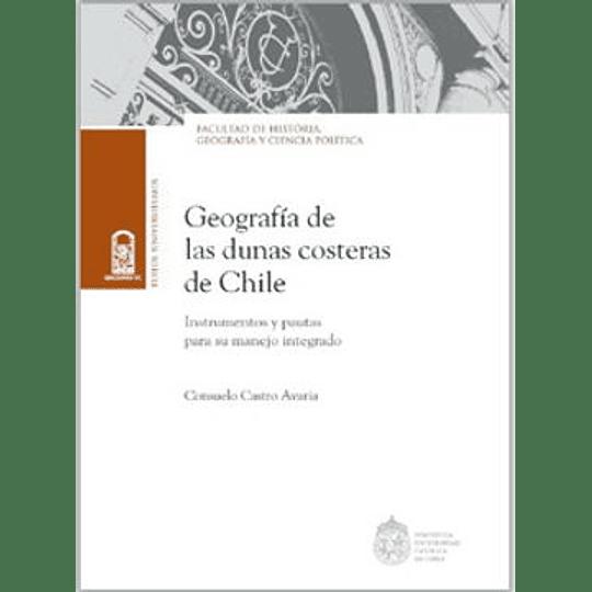 Geografía De Las Dunas Costeras De Chile