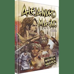 Alejandro Magno Novela Grafica