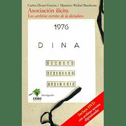 Asociacion Ilicita  - 1976 Dina Secreto Reservado Ordinario-