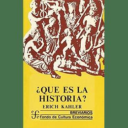 ?Que Es La Historia?