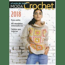 Moda Crochet 2018