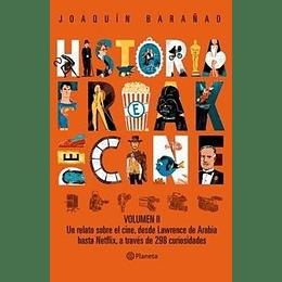 Historia Freak Del Cine Vol Ii