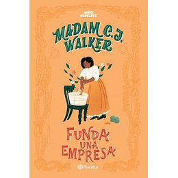 Madam J.C. Walker Funda Una Empresa