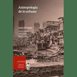 Antropologia De Lo Urbano
